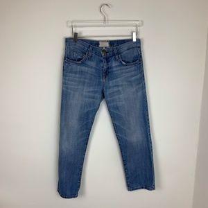 Current Elliot Boyfriend Jeans Light Wash